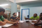 CSU Representatives in WASH Cluster Meetings