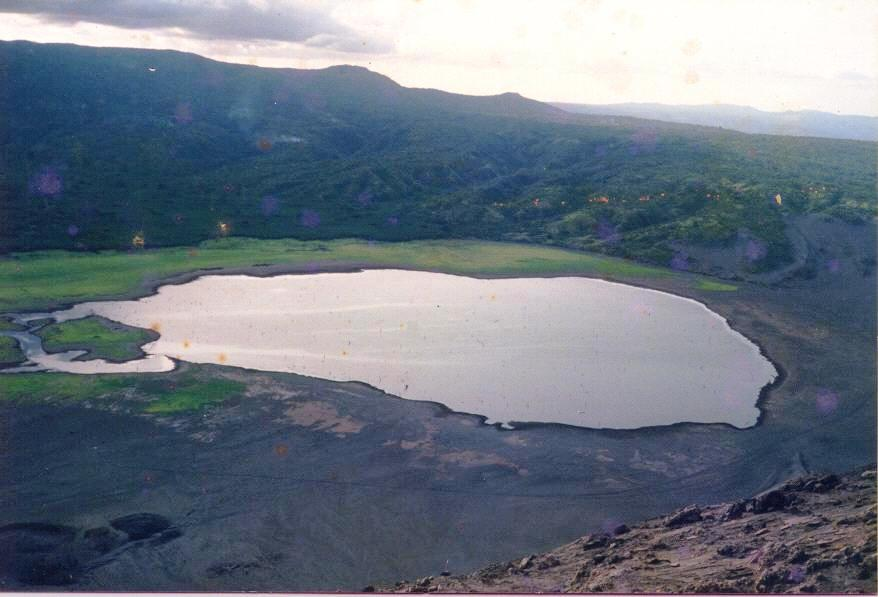 Lake Isiwi (November 1991)